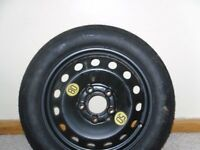 ***BMW fitting Space Saver Tyre Wheel 115/90/16***