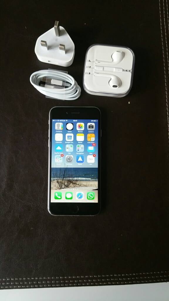 IPhone 6 64gb unlocked plus accessoriesin Finsbury Park, LondonGumtree - IPhone 64gb unlockes plus accessories fully functional.Calls / whatsapp / emails