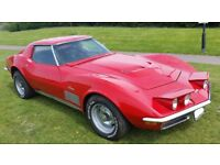 Corvette Stingray 454 1972 for sale