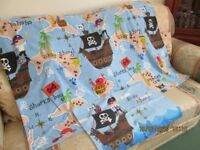 Pirate Single Duvet cover