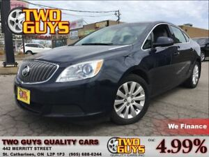 2015 Buick Verano ALLOYS REMOTE START BUICK QUALITY