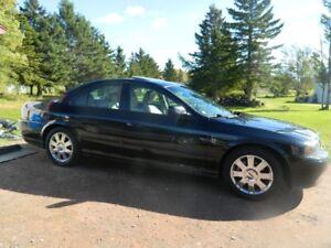2005 Lincoln LS Sedan