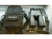 Bresser binoculars with all accesories look pictures!can deliver or post!
