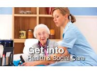 Get Into Health and Social Care with Bupa Care Homes and The Prince's Trust, Lanarkshire
