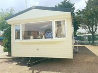 STATIC CARAVAN SALE - FREE 2017 , 18 & 19 SITE FEES - ESSEX, FINANCE 2 bed