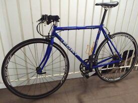 Fort Racing Custom Flat-Bar Road Bike