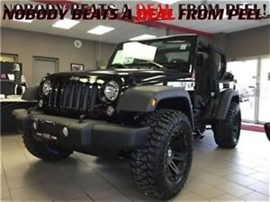 2017 Jeep Wrangler Brand New 2017 4x4 Only $25,995