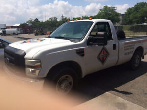 2008 Ford F-250 Pickup Truck HYD POWER TAILGATE
