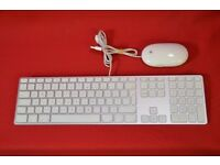 Apple Wired Keyboard and Mouse £47