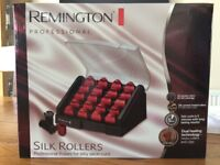 Remington professional silk rollers new