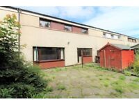 4 bedroom mid terrace. North carbrain. £63500