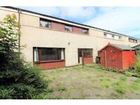 4 bedroom mid terrace. North carbrain. £63500