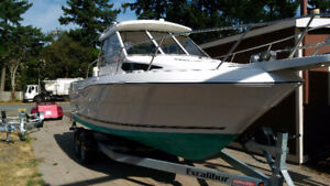 2002 Campion 682 Explorer Hardtop with O/B  REDUCED AGAIN