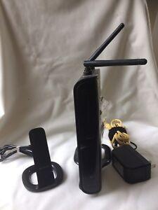 Belkin  N+wireless router