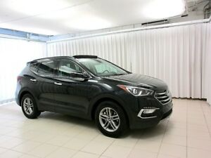 2017 Hyundai Santa Fe EXPERIENCE IT FOR YOURSELF!! SPORT AWD SUV