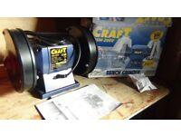 "Bench grinder 6""/brand new"
