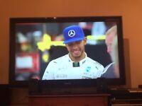 "Samsung 46"" HDTV 1080p"
