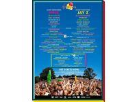 V Festival VIP tickets-Chelmsford