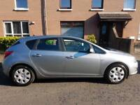 Vauxhall astra exclusiveflex cdti 1.3 diesel 2011 excellent condition. Mot 04/03/2018 Taxed