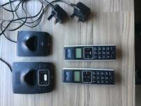 BT Synergy 5500 Twin Phones