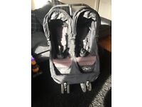 Double buggy - city jogger