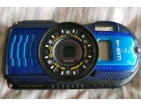 Ricoh WG-4 waterproof - Shock Proof - Crush Proof - Cold Proof Digital Camera - GPS