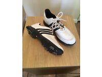 Adidas Golf Shoes. size 7