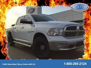 2013 Ram 1500 Big Horn, Mudder Tires, Heated Seats, Touchscreen
