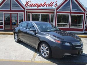 2013 Acura TL Technology Package SUNROOF NAV HTD LTR