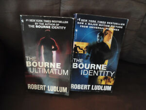 Robert Ludlum - The Bourne Books