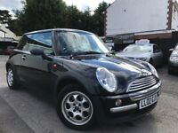 MINI Hatch 1.6 One 1 Owner 12 Months MOT Low Mileage Cheap Insurance