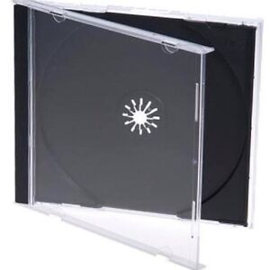 150 cd jewel cases NEW