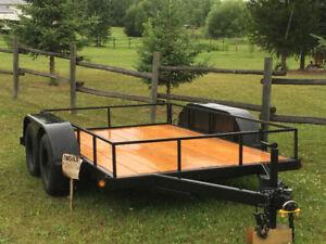 10' utility trailer