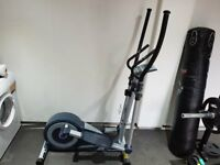 Elliptical Cross Trainer, Ennis Fitness