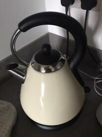 Cream kettle fully working