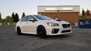 2016 Subaru WRX Sport-tech with 2 sets of rims and tires