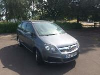 Vauxhall Zafira 07. Sound mechanical condition. Tidy interior and exterior
