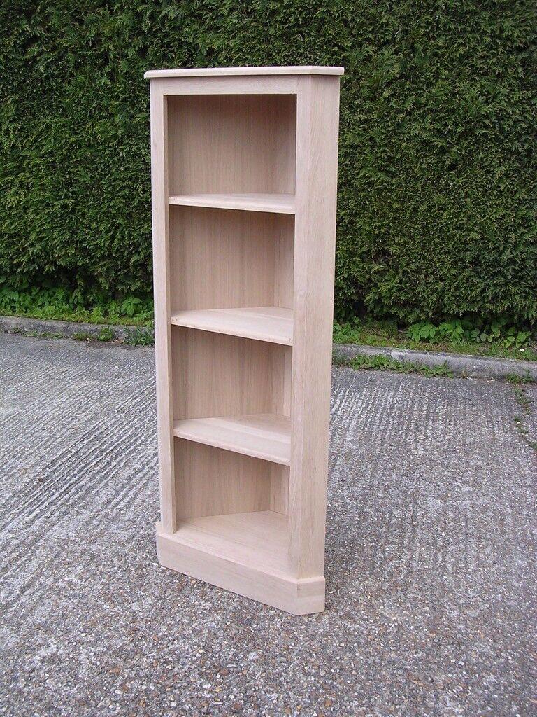 Price reduced-Corner bookcase