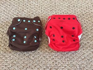 Cloth diapers baby kangas
