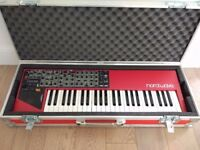 Nord Wave in excellent condition, with new red flightcase.