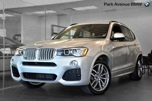 2015 BMW X3 xDrive35i // M SPORT // NAVI+ DRIVING ASSIST