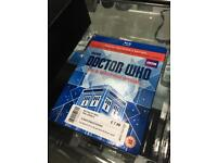 Doctor Who 10 Christmas specials- Bluray set