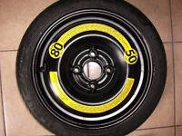 Spacesaver Spare Wheel, (New)
