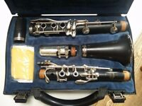 Buffet B12 Crampon & Cie A Paris Clarinet
