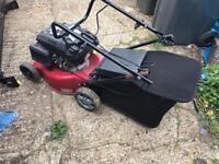Mountfield hp454 140cc petrol lawn mower 45cm