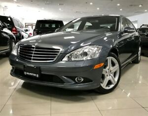 2007 Mercedes-Benz S-Class S550 AMG|NAVI|CAMERA|LOWWW MILLAGE