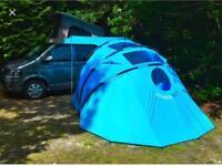 Sheltapod campervan awning