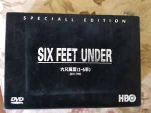 Serie six feet under bilingue NEGO