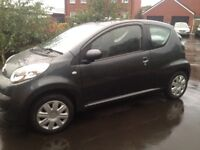 CITROEN C1 1.0 VIBE 3DR 1 lady owner LOW MILEAGE LOW TAX