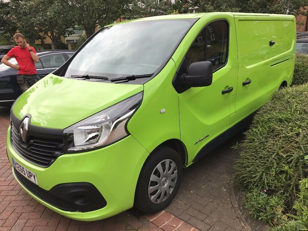 renault trafic 2016 long wheel base aircon playwood and resin done 400 locks business. Black Bedroom Furniture Sets. Home Design Ideas